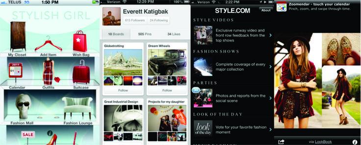Smartfashion na Palma da Mão | http://blog.capitollium.com.br/lifestyle/smartfashion-na-palma-da-mao/ #Smarfashion #Gadgets #StylishGirl #Apps #ChicFeed #Pinterest #Style.com