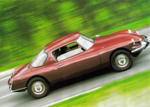 DS GT19 Coupe Bossaert