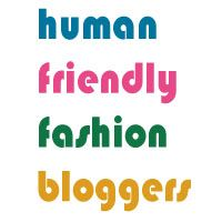 Today is #BAD Join the human friendly fashion bloggers to talk human rights!