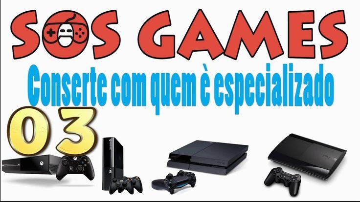 DIA DIA Assistencia Tecnica SOSGAMESDF 03 /PS3 SE DESLIGANDO