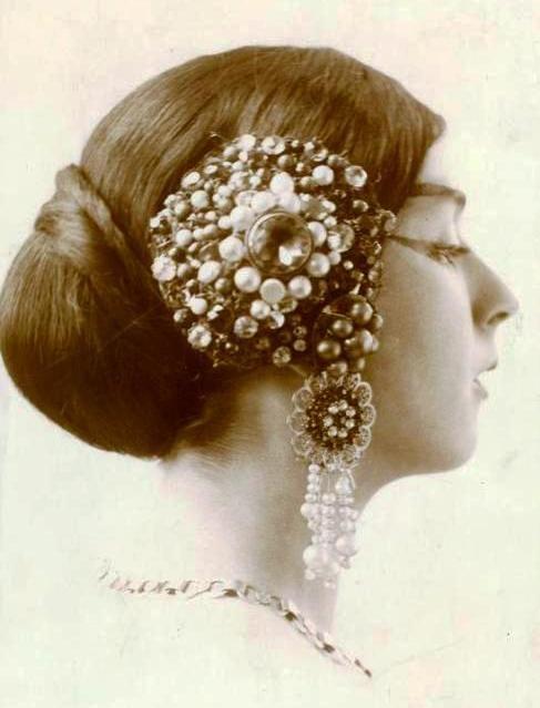 Женские штучки Ladies tricks: История модной прически 20-х годов XX века