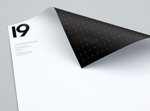 awesome corporate stationery design