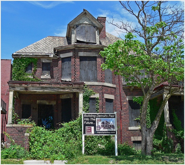 Abandoned Places In Battle Creek Michigan: 1000+ Images About MI- DETROIT-Homes On Pinterest