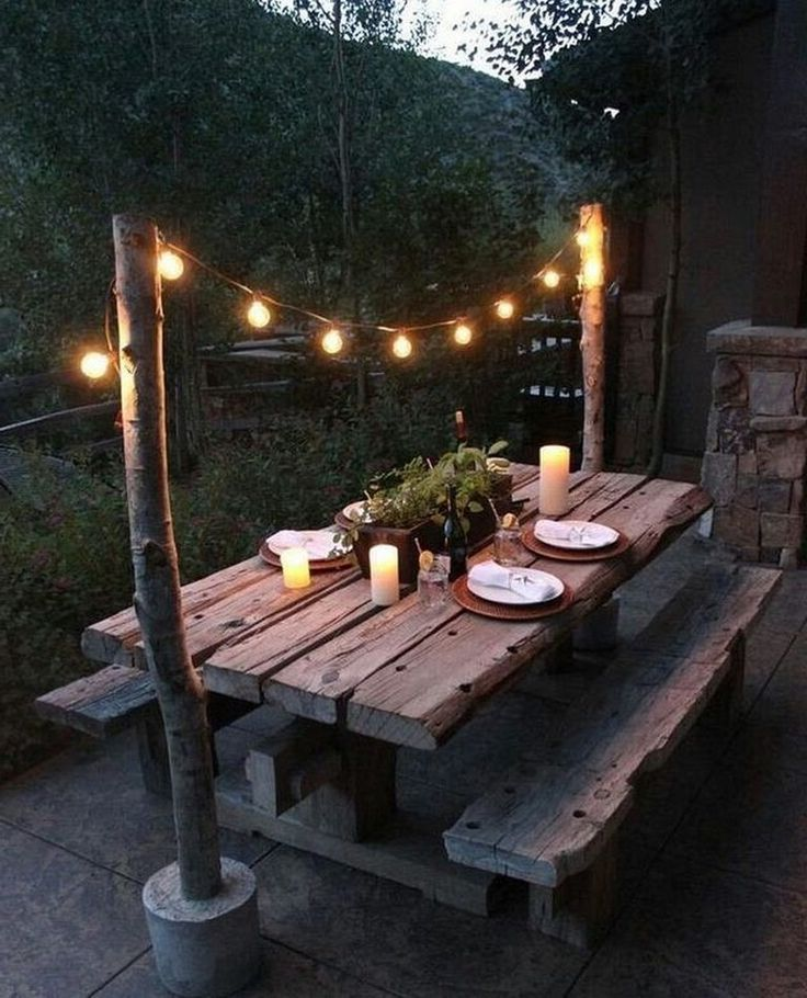 25 Amazing Backyard Garden Lighting Ideas For Outdoor 25 Amazing Backyard Garden Lighting Ide Backyard Deck Ideas On A Budget Backyard Decor Backyard Lighting
