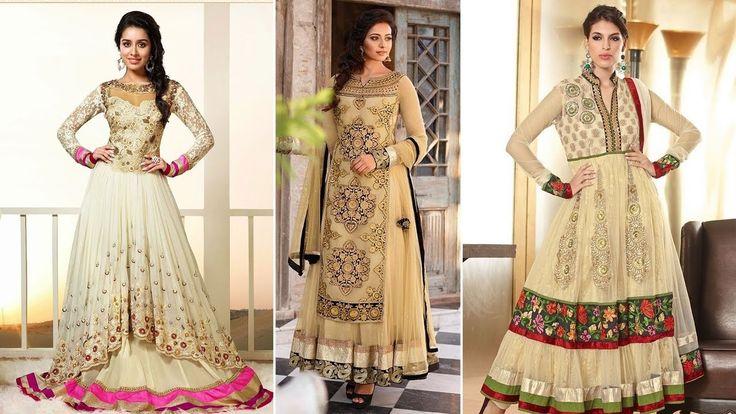 Latest Designer Anarkali Dresses Designs