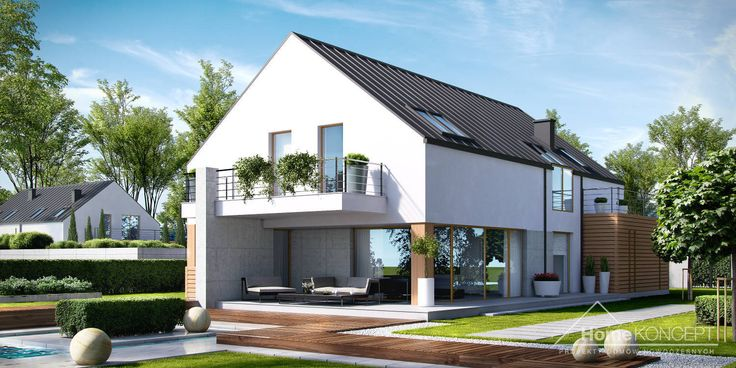 Projekt domu HomeKONCEPT 19 www.homekoncept.pl #projektdomu