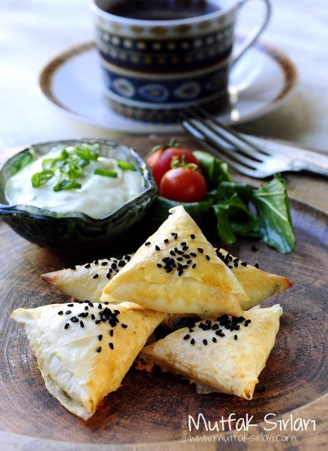 Fırında Muska Böreği Tarifi | Mutfak Sırları