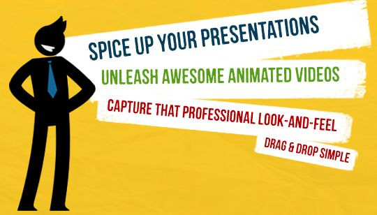 Great presentation resource for students Powtoons