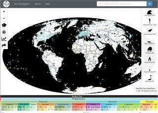 Explore cada fóssil encontrado com esse mapa interativo  Se você se interessa por paleobiologia esse mapa interativo de fósseis vai te deixar maravilhado.  Quer você seja um estudioso da área quer você seja um entusiasta da paleobiologia por hobby vai achar esta ferramenta incrível. Essa ferramenta web foi desenvolvida por engenheiros do Departamento de Geociências da Universidade de Wisconsin-Madison e simplesmente contém todos os dados encontrados no Paleobiology Database. Você pode…