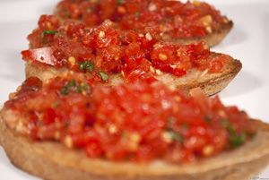Bruschetta ~ Receptműves