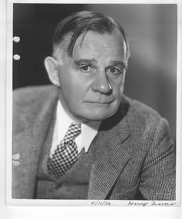 henry travers son