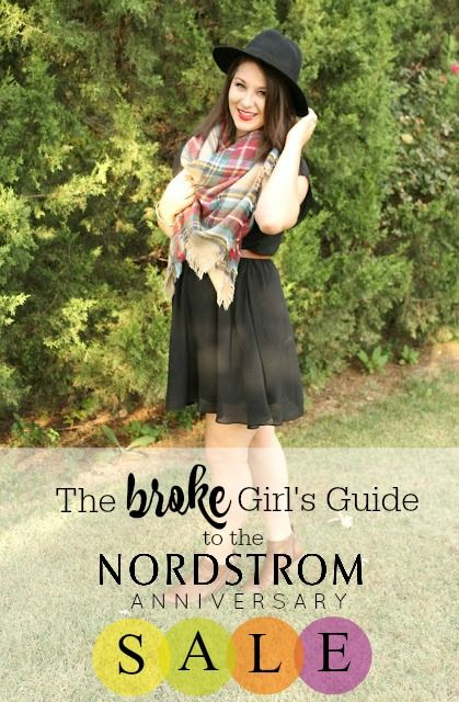 The Broke Girl's Guide to the Nordstrom Anniversary Sale, my budget friendly picks from the sale all under $50 and totally mom-approved!