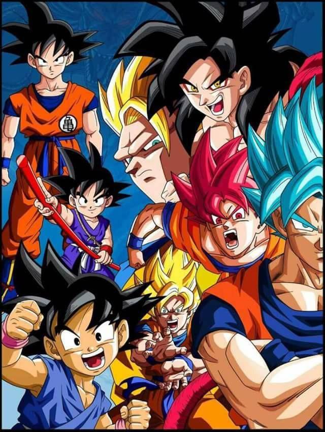 Pin De Gohan Z Em Goku Dragon Ball Z