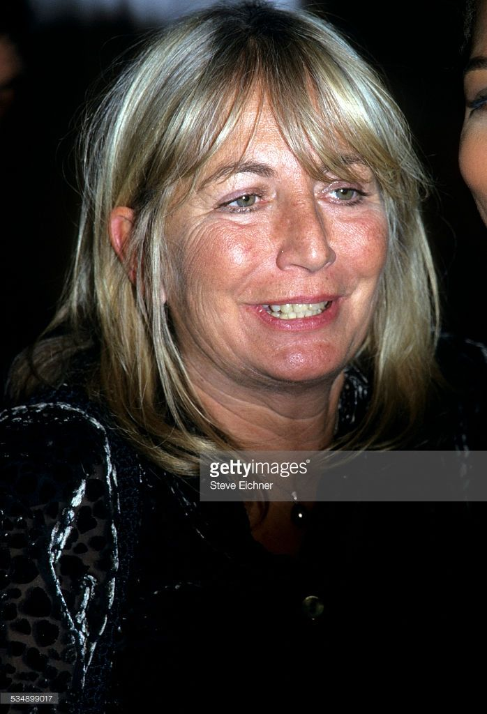 Penny Marshall at Sean Puffy Combs birthday party, New York, November 4, 1998.
