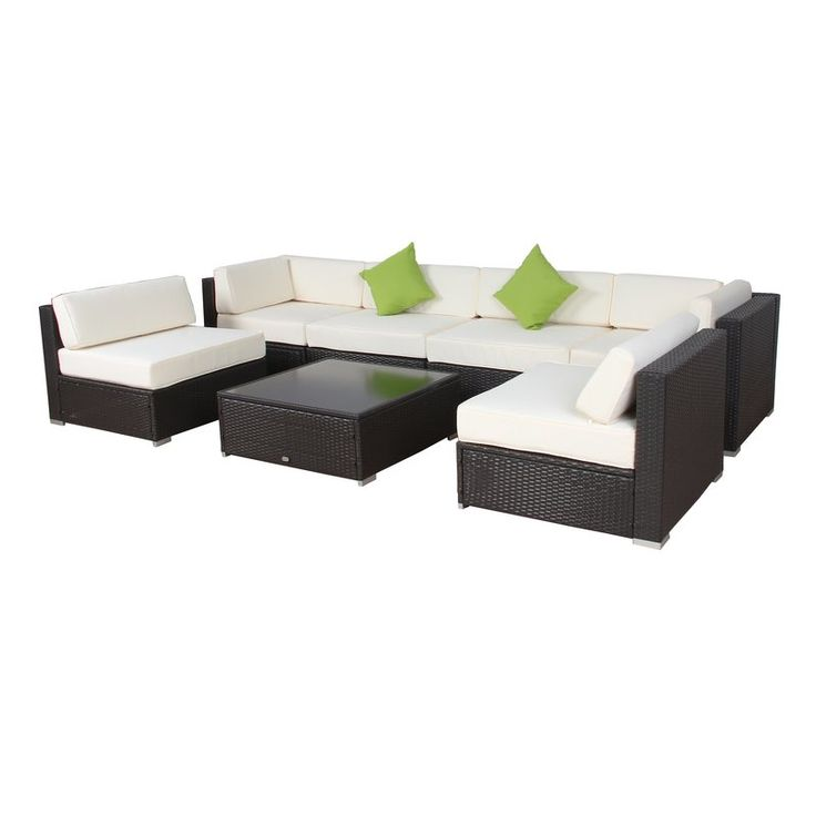 Nice High quality rattan wicker furniture set that us a perfect fit for patio roof