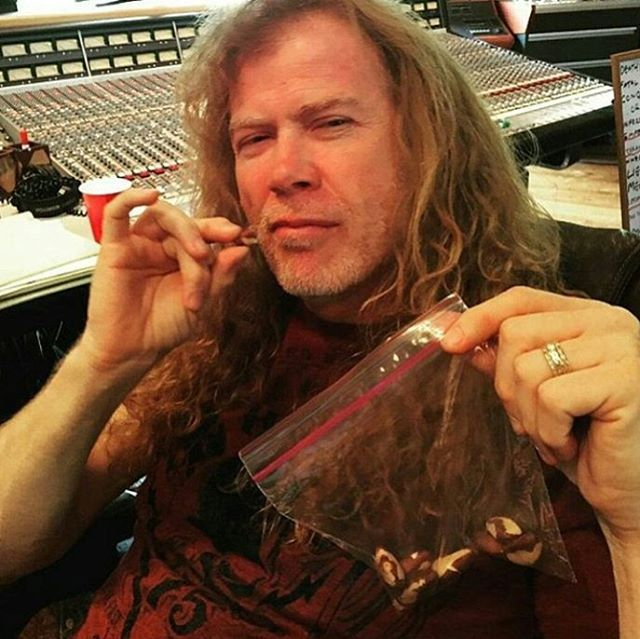 I stole this from @davestopia  #davemustaine #megadeth