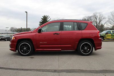 eBay: 2009 Jeep Compass 4WD 4dr Sport 4WD 4dr Sport SUV Manual Gasoline 2.4L 4 Cyl RED #jeep #jeeplife usdeals.rssdata.net