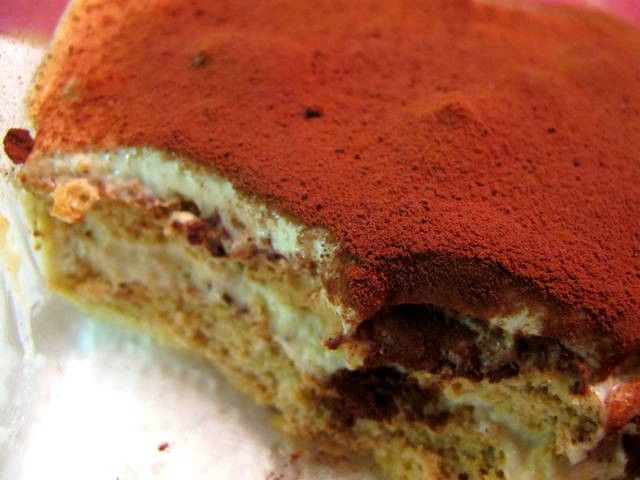 Glutenfreies & zuckerfreies Tiramisu - Zwischendurch - Gesund Abnehmen! Low carb, wenig Kohlenhydrate und viel Fett! Das A und O: Frisch sollen die Eier sein,