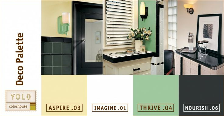 66 best art deco bauhaus leaning towards modern minimalist interior style images on pinterest for Art deco paint colors interior