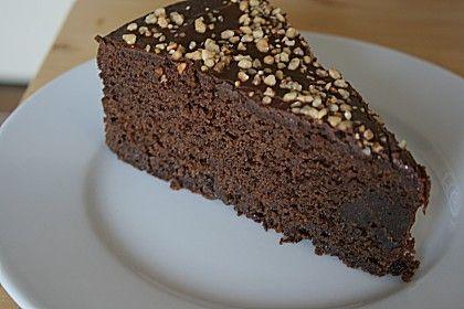 Amerikanischer Schokoladenkuchen (Rezept mit Bild)   Chefkoch.de