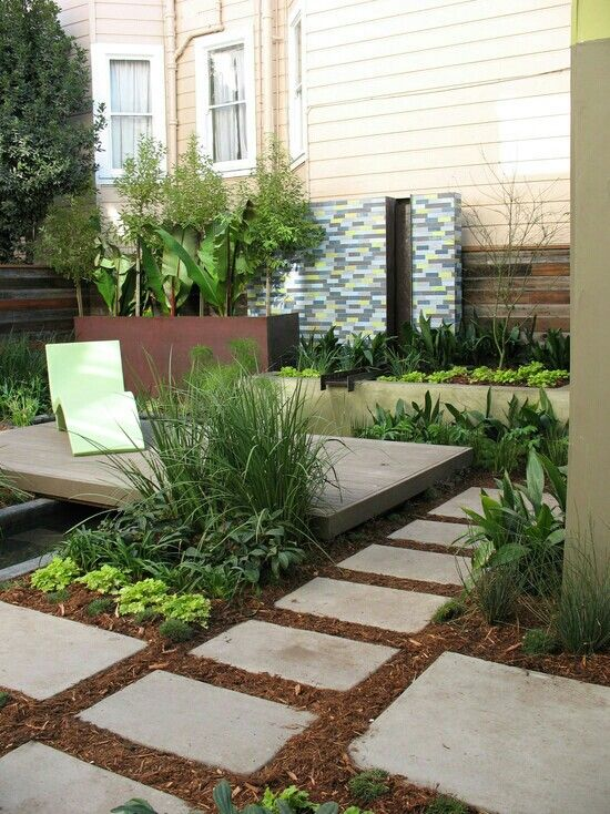 Lassen Sie Sich Nicht Entmutigen, Falls Sie Nur über Einen Kleinen Garten  Verfügen. Es Gibt Clevere.