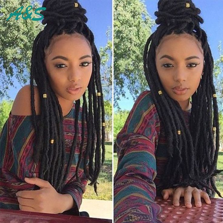 "Find More Bulk Hair Information about 18"" crochet braids faux locs havana mambo twist crochet braiding hair extensions freetress crochet braid faux locs crochet hair,High Quality hair ornament,China hair products naturally wavy hair Suppliers, Cheap hair plus from AS Hair Store on Aliexpress.com"