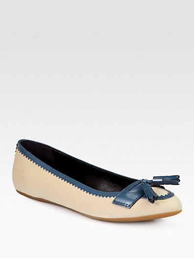 Say Happy Chanukah with this adorable take on the classic loafer from Burberry!