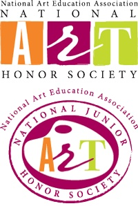 best honor societies images honor society  call for artwork artsonia naea national art honor societies gallery