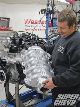 5.3L LS Small Block Build - Fuel Injection, Part 6 - Super Chevy Magazine