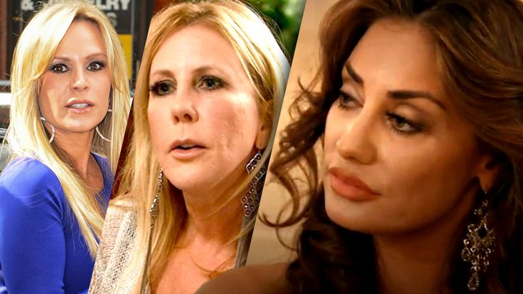 MEOW! Lizzie Rovsek Opens Up About 'Below The Belt' 'RHOC' Catfights With Tamra Judge & Vicki Gunvalson