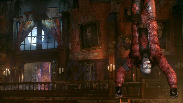 https://flic.kr/p/xvG9Kd | Upside Down | Batman: Arkham Knight  Feel free to join: PS4 PhotoMode