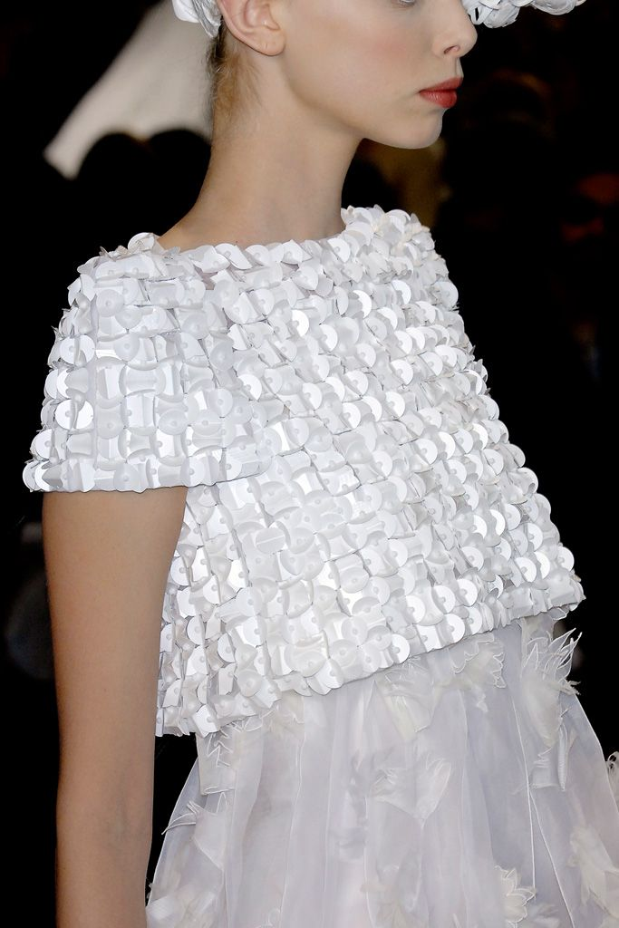 Chanel Spring 2009 Couture