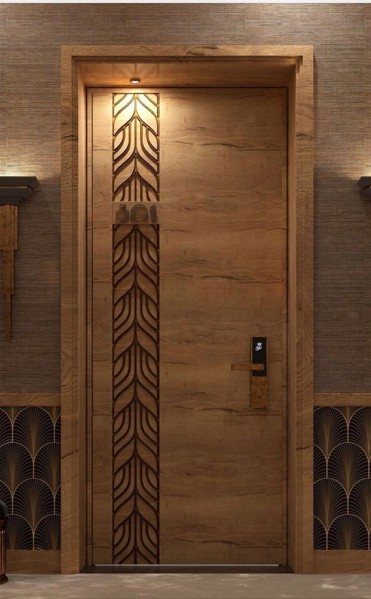 Unique 50 Modern And Classic Wooden Main Door Design Ideas Wooden Door Design Door Design Interior Wooden Main Door Design