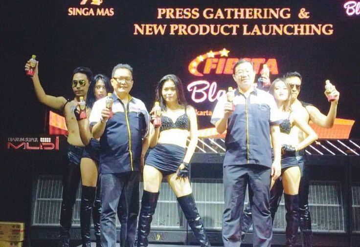 SMI luncurkan produk minuman Fiesta Black Tea, suegeerrrr…