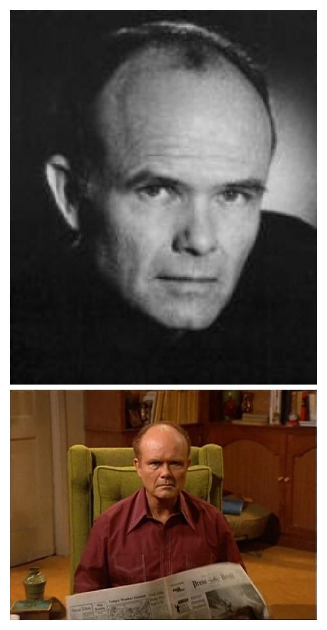 I see your Donna and once again raise to Red. Kurtwood Smith 1970s.