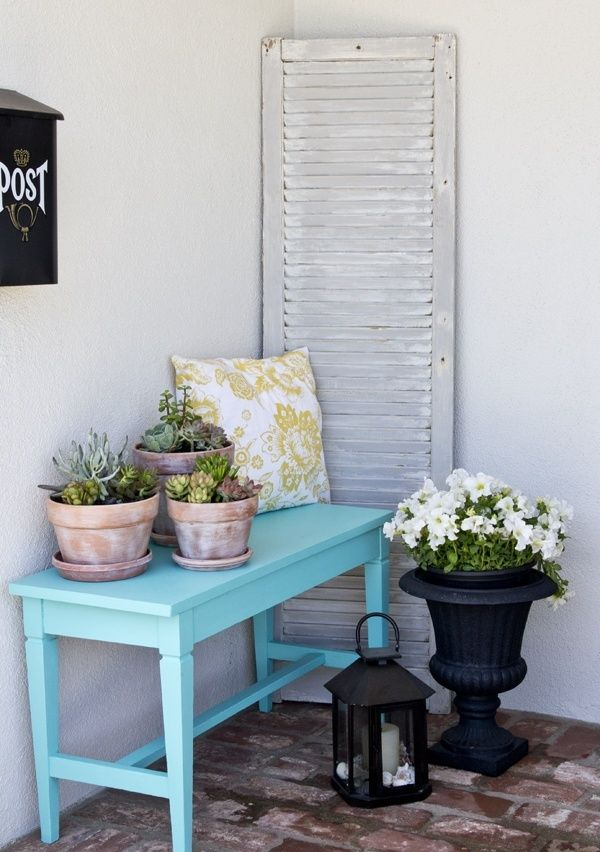 porch decorating ideas for summer | 36 Joyful Summer Porch Décor Ideas