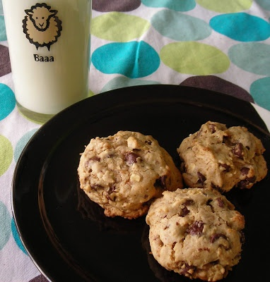 Chocolate Chip-Toffee Oatmeal Cookies | Tested and Tasted Recipes | P ...