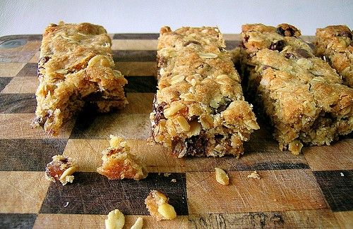 Barritas de cereales // Healthy cereal bars recipe in spanish