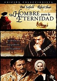 Película que nos cuenta los últimos años de Tomás y su controversia con el rey Enrique VIII, al no reconocer la nulidad de su matrimoniocon Catalina de Aragón.