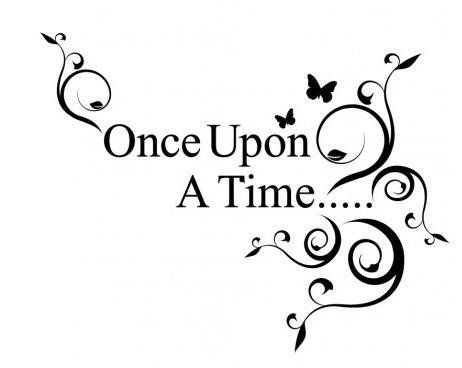 """ToproTM Fairy Tales Stories Start """"Once Upon a Time"""" Wall Art Stickers Decal for Home Decor by ToproTM, http://www.amazon.com/dp/B00DVF06VY/ref=cm_sw_r_pi_dp_R99asb1M8EEBB"""