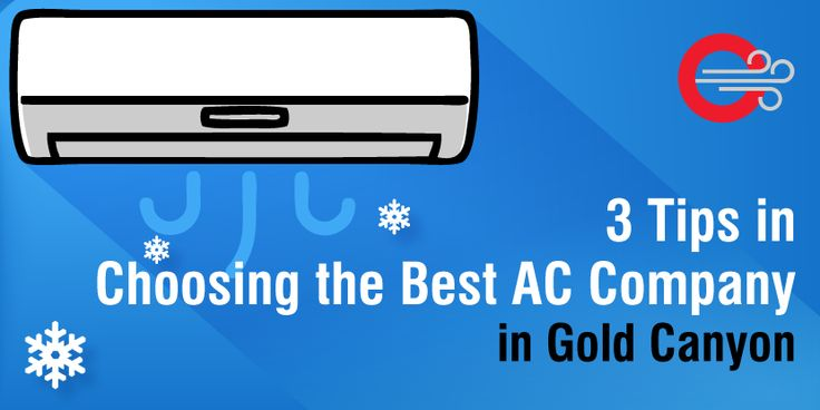 3 Tips for Choosing the Best AC Company in Gold Canyon People who live in Arizona understand just how important it is to have an air conditioning system that's in tip-top condition. Every once in a while, however, your AC system will need maintenance, repair, or replacement. When that happens, how do you choose the best AC company to meet your... http://www.comfortconditioningaz.com/air-conditioning/best-ac-company-gold-canyon/
