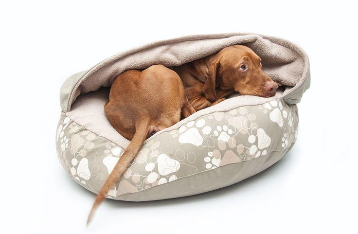 PetBag - Fánk alakú,bebújós kutyafekhely (90x90x16)