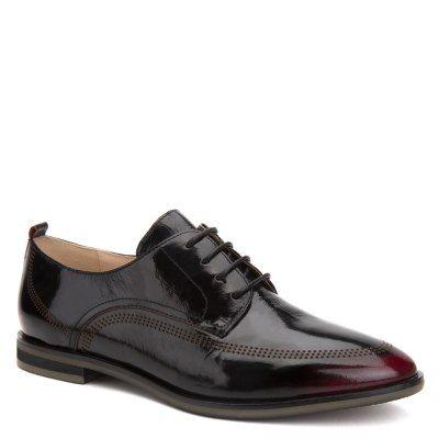 Женские Туфли. Цвет(а): Бордовый. Материал -  | Купить Туфли интернет-магазин обуви Вестфалика
