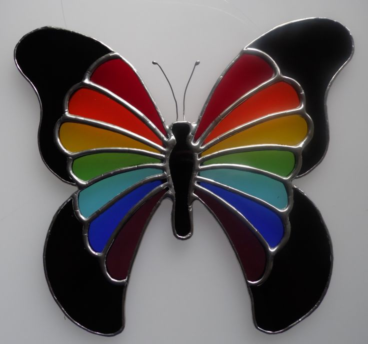 572 best images about stained glass butterflies and for Butterfly stained glass craft