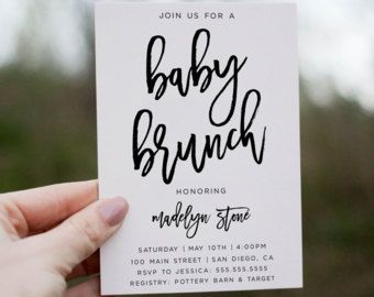 8 best baby showers invitations images on pinterest baby showers