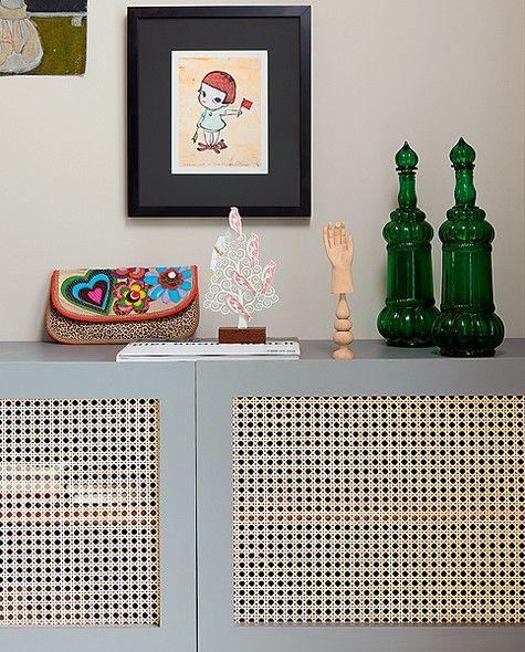 25+ melhores ideias sobre Portas Vazadas no Pinterest  Reforma de portas e P # Cheiro De Mofo Armario De Cozinha