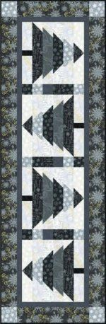 Free Pattern - Crystal Palace Tree Table Runner by Studio e