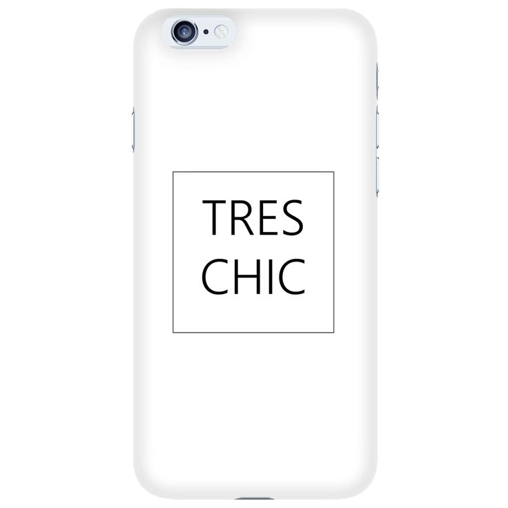 Tres Chic iPhone 6/S Case by Urban Trends Apparel.