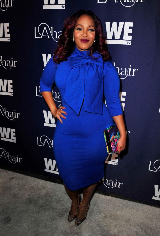 0 WE TV's LA Hair Season 4 Premiere Party featuring Kelly Rowland, Michelle Williams, Kim Kimble, and More! googoo atkins