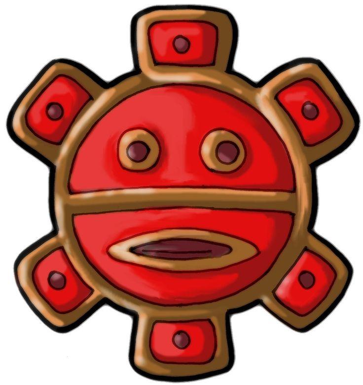 20 Taino Sun Symbol Tattoos Designs And Ideas